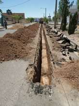 واگذاری انشعاب آب شیرین به مدارس شهر بجستان در خراسان رضوی