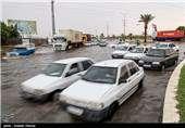 بارش برف و باران در جادههای ۱۴ استان/ ترافیک نیمه سنگین در فیروزکوه