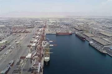 رشد ۸ درصدی ترانشیپ در پیشرفته ترین بندر کانتینری ایران / افزایش ۴ درصدی جا به جایی کالاهای صادراتی
