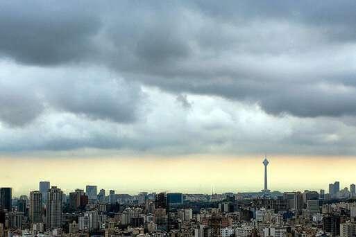 وضعیت آب و هوا در آخرین روز سال ۹۸