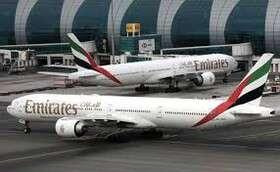 بحران کرونا، دامان خلبانان و خدمه پروازی هواپیمایی امارات را هم گرفت