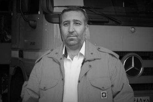 مدیرعامل سازمان آتشنشانی شهرداری تبریز دعوت حق را لبیک گفت