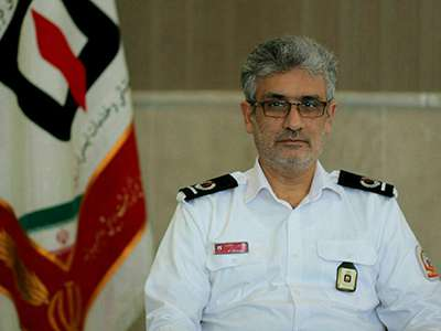 شب آرام آتش نشانان قزوین در چهارشنبه پایان سال