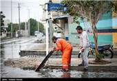 اخطاریه بارشهای سیلآسا تا ۴ فروردین/ هشدار آبگرفتگی معابر و سیلابی شدن رودخانهها