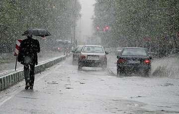 هوای مازندران تا پنجم فروردین بارانی است