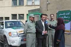 تشدید نظارتهای اداره کل حفاظت محیط زیست آذربایجان شرقی در ایام نوروز