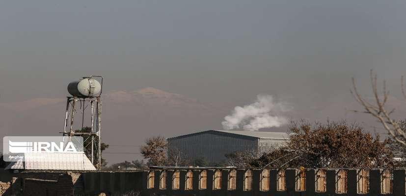 آلایندگی ۲ واحد تولید فولاد در یزد رفع شد