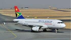 لغو پروازهای بینالمللی آفریقایجنوبی تا ۲ ماه آینده!