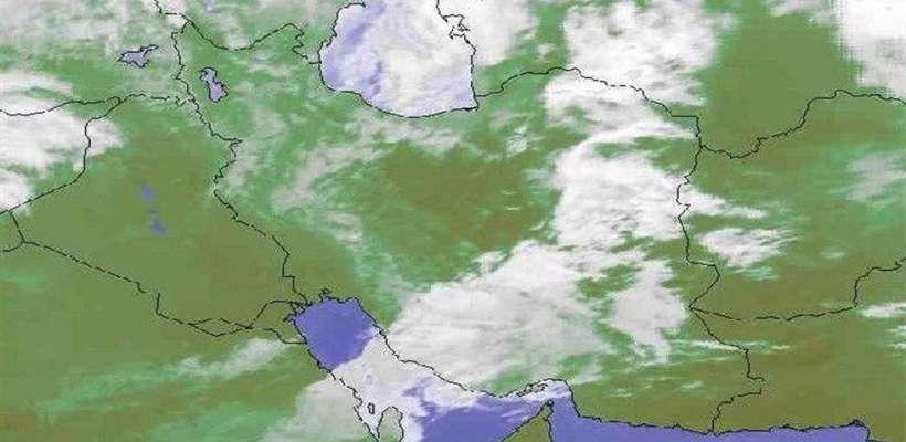 وضعیت آب و هوا در دوم فروردین ۹۹