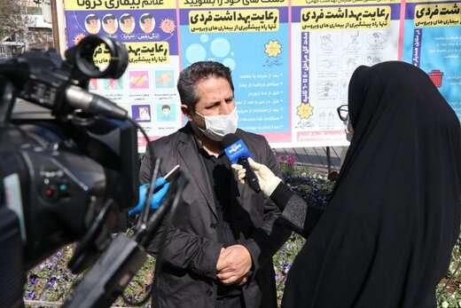 شهرداری تبریز برای مقابله با کرونا در دومحور آموزش و پیشگیری اقدامات گستردهای انجام میدهد