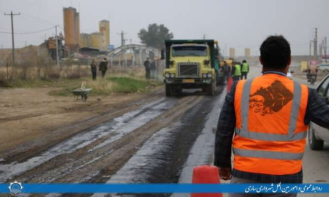 اجرای پروژه های مختلف با هدف توسعه شهر ساری و ایجاد رفاه شهروندی