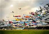 سقوط آزاد قیمت بلیت هواپیما/ کاهش ۴۴۵ درصدی نرخ بلیت برخی پروازهای داخلی
