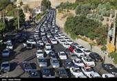 افزایش ۱۷ درصدی تردد وسایل نقلیه/ ۲۵ جاده در کشور مسدود است