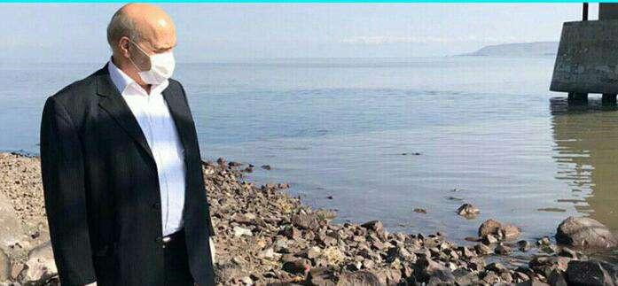 تاکید معاون رئیسجمهور بر پایان پروژههای سختافزاری نجات دریاچه ارومیه
