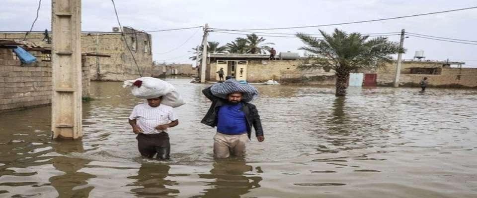هشدار هواشناسی در مورد احتمال وقوع سیل