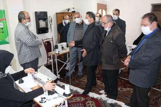 دستور انجام مساعدتهای لازم به کارگاههای مردمی توسط شهردار تبریز صادر شد