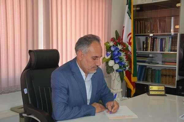 پیام تبریک مدیرعامل شرکت برق منطقهای غرب بهمناسبت فرارسیدن اعیاد شعبانیه