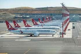 ترکیش ایرلاینز پرواز به نیویورک را هم لغو کرد