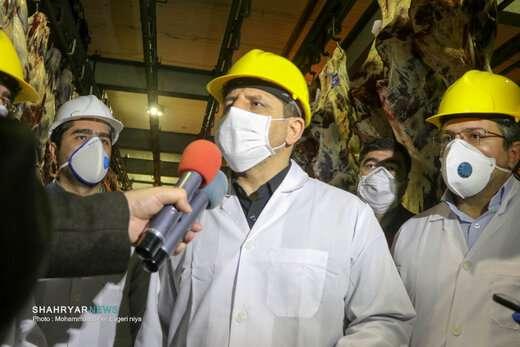کشتارگاه صنعتی شهرداری تبریز با تمام توان فعال است/ کمبود گوشت در سطح شهر وجود ندارد