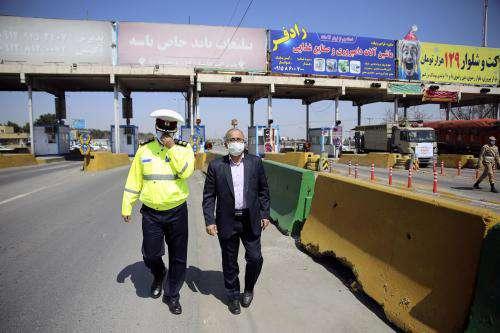 ورود خودروهای غیربومی به مشهد ممنوع است/ عدم  ...