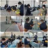 تولید روزانه ۶ هزار لیتر محلول ضدعفونی کننده سطوح توسط شرکت آبفای خراسان شمالی