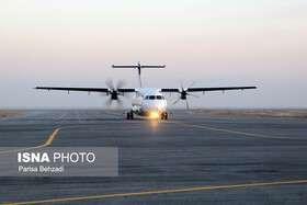 کاهش بیسابقه پروازهای مسافری و عبوری در روزهای کرونایی