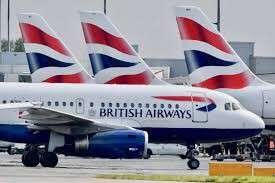 لغو پروازهای بریتیش ایرویز در دومین فرودگاه بزرگ بریتانیا!