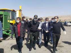 پلیس و شهرداری از تجمع و حضور شهروندان در تفرجگاه ها و سایر مکان های عمومی جلوگیری می ...