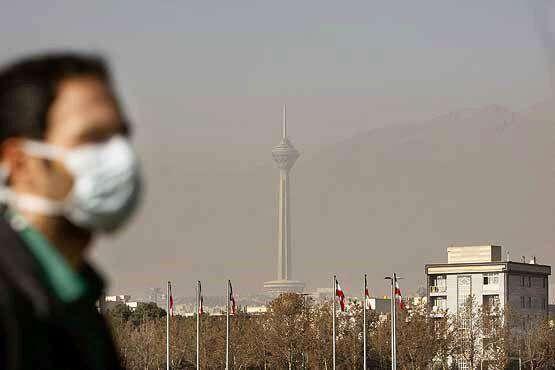 تشکیل کارگروه ملی بررسی بوی بد تهران