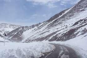 احتمال وقوع بهمن و کولاک در جادههای کوهستانی