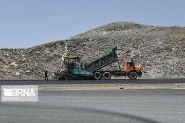 انسداد محور کندوان و منطقه یک آزادراه تهران-شمال به دلیل عملیات بهسازی