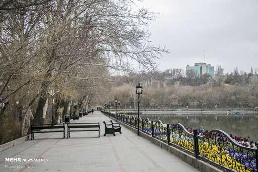 شهردار تبریز از همراهی شهروندان در روز طبیعت قدردانی کرد
