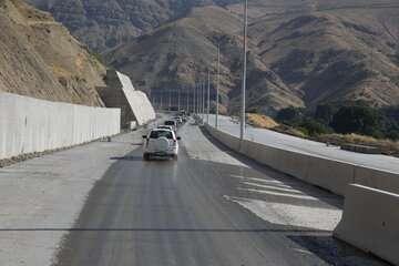 تردد جادهای ۳۸ درصد کاهش یافت