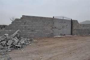 ۱۳ مورد رفع تصرف فوری اراضی ملی در ایام نوروز ۹۹ در استان