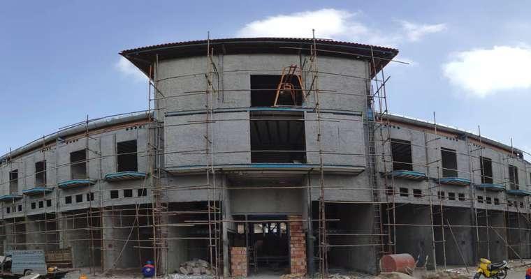 تکمیل پروژه فاز سوم ابن شهرآشوب و کانال هدایت آب های سطحی در حال اجراست