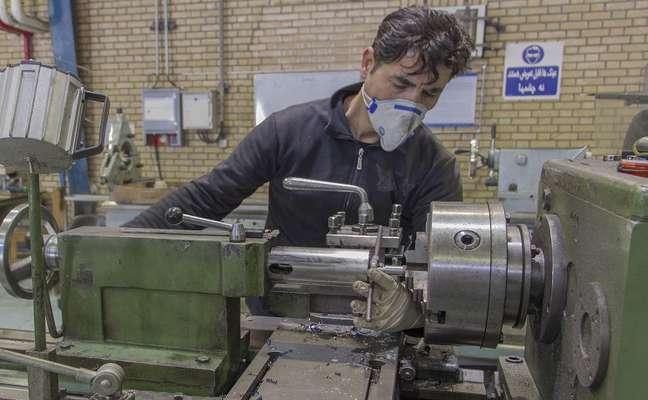 فعالیتهای کارگاه ماشینکاری نیروگاه حرارتی شازند در تعمیرات اساسی واحد شماره 2