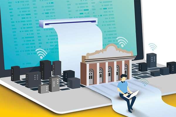 از 23 فروردین خدمات شهرسازی شهرداری قزوین به صورت الکترونیک ارائه میشود