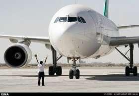کاهش پروازهای داخلی تا بیش از ۹۰ درصد/ همچنان منتظر دریافت اعتبار