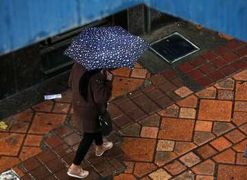 بارش باران و وزش باد شدید در اغلب مناطق کشور تا روز شنبه