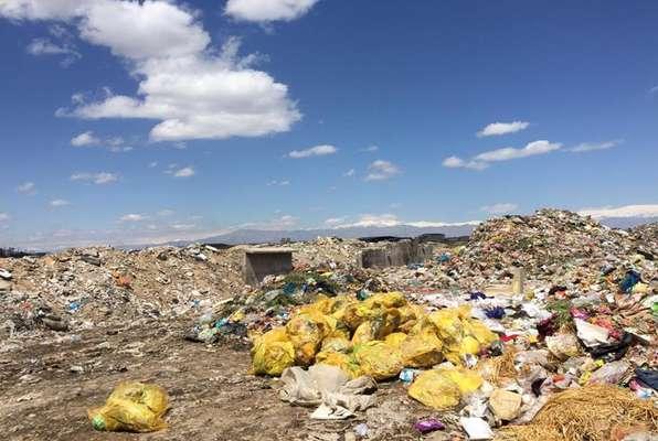 شیوه مدیریت پسماند و مراکز دپوی زباله بهارستان زیر ذره بین محیط زیست