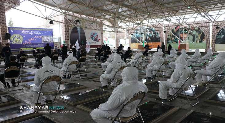 پروتکلهای بهداشتی برای کفن و دفن متوفیان کرونا از اولین مورد رعایت میشود/ قدردانی از مدافعان خاموش
