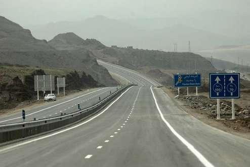 ممنوعیت تردد شبانه در قطعه یک آزادراه تهران-شمال تا ۱۵ خرداد