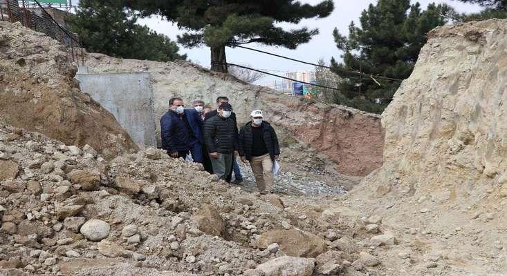 حساسیت ویژهای نسبت به فضای سبز داریم/ افتتاح پل همسان کابلی تبریز تا شهریور ۹۹