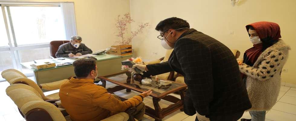 غربالگری خانوادگی در شهرک مسکونی نیروگاه حرارتی تبریز