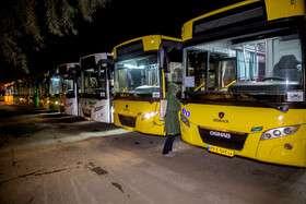 بکارگیری اتوبوسهای برونشهری در شهرها به کجا رسید؟