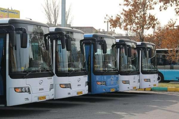 تعطیلی خدماتدهی اتوبوسرانی، مترو و ترمینال در تبریز ادامه مییابد