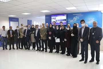 سامانه اطلاع رسانی سازمان هواشناسی رونمایی شد