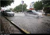 آخرین وضعیت راهها|بارش باران در جادههای ۱۲ استان