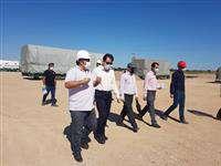 اولین نیروگاه تولید پراکنده برق خوزستان سال جاری وارد مدار می شود