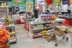 """اجرای طرح فاصله گذاری اجتماعی در فروشگاه های """"شهرما"""""""
